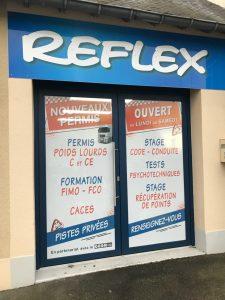 Reflex : l'auto-école de référence